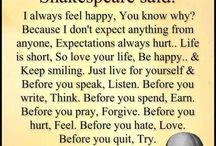 Özlü sözler