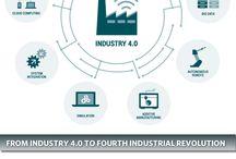 IIoT / Industrial Internet of Things / Industry 4.0