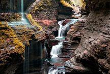 Waterfalls to see / by Lori Byrd