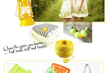 Inspiration boards / My finds on the interweb turned into mood boards! / by Esther | Happy in Red