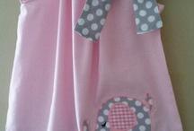 šití - oblečení dětské