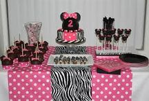 Birthday party ideas / by Angela Smout Wells