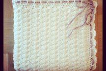 Hækle og strikkemønstre