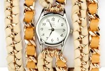 relojes hechos
