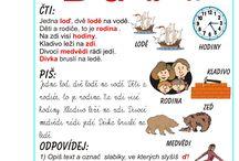 čeština děti