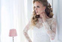 Hairstyle by Websalon Wedding / Stylist Galina Kalashnikova