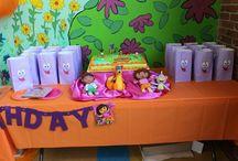 Izzys birthday!!! / by Emily Becker