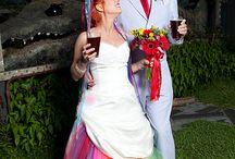 Rainbow Wedding  / by Crystal Ashby