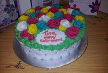 Julie Ann's cake innovations / These are my cakes made for family and friends. I really enjoy baking and decorating cakes and decided to share them that they may inspire others for ideas.