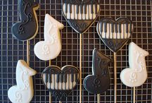 music and musical cookies
