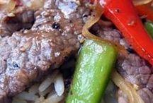Beef Recipes / by Henrietta Welch