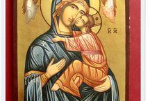 IKONY Świętych - Icons of saints