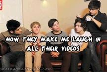 One Direction! <3 / by Ashlyn Adamson