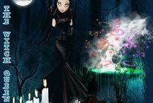 ANIMAÇÕES HALLOWEEN / Animações com Tema Halloween
