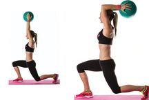 Fitness: training & exercises