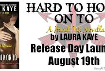 Happy Release Day / This Board wishes a Happy Release Day to some talented authors.