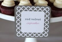RECIPES-RED VELVET / by Michelle Jones