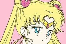 Sailor Moon  <3