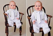 Vestido bautizo juan