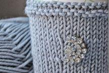 Knitting cafe