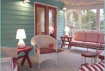 Porches - outdoor living