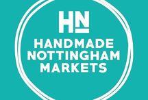 Handmade Nottingham Markets - Instagram / Follow Handmade Nottingham Markets at @hnmarkets