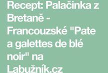 Recipes_Palačinky a lívance