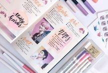 Cute Book Kpop