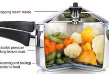Useful Articles / How to / what are pressure cookers and pressure cooking articles!