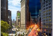 Favorite Places & Spaces / by AJ Feuerman