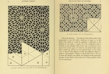 alhambra pattern / by Man Tao