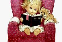 Coração de Criança que ama Jesus