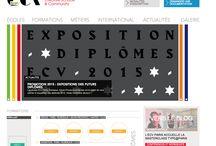 Безысходность / Доска настроений и рефов. Собираем здесь мудборд и рефы для редизайна сайта Школы и программ ДПО: образцы дизайна сайтов образовательных дизайн-институций, плакаты, швейцарская типографика, минимализм и прочее.