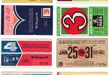 Design - tickets