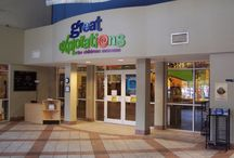 Great Explorations! / Great Explorations Children's Museum, located next to historic Sunken Gardens on 4th Street North in St. Petersburg, is one of Florida's top museums and one of America's top museums for children. At Great Explorations, fun educational experiences make learning fun for visitors of all ages.