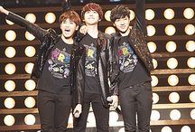 Super Junior K.R.Y Special Winter Concert in Japan
