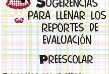 Evaluaciones y Reportes
