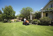 Lawn Care / Seasonal lawn care tips. / by Husqvarna USA