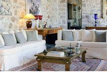 Rum evleri dekorasyon/Greek interiors