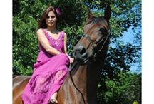 Фото-сессии с лошадьми