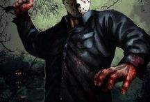 JASON VOORHEES / Jason Voorhees, Friday the 13th, Halloween and much more freaky stuff about that guy