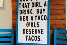 Taco-love / For the taco obsessed.