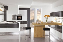 Kitchen Designs / Beautiful german kitchens in exciting colours and style from Kitchen Solutions Kent