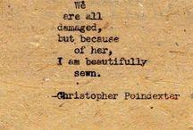 Quotes / Words to enlighten.
