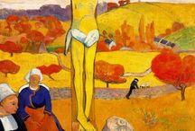Paul Gauguin (1848 - 1903) / Art from France.