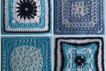 Aplicações de crochê / by Vera Lucia Simplicio
