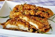 Chicken Scrummies / Recipes using my favourite ingredient, Chicken.