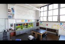 classroom space ideas / by Erin Farley