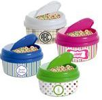 Snack Containers Personalzied  / Personalized Snack Containers