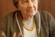 golda Meir / one of the most powerful women of the past century